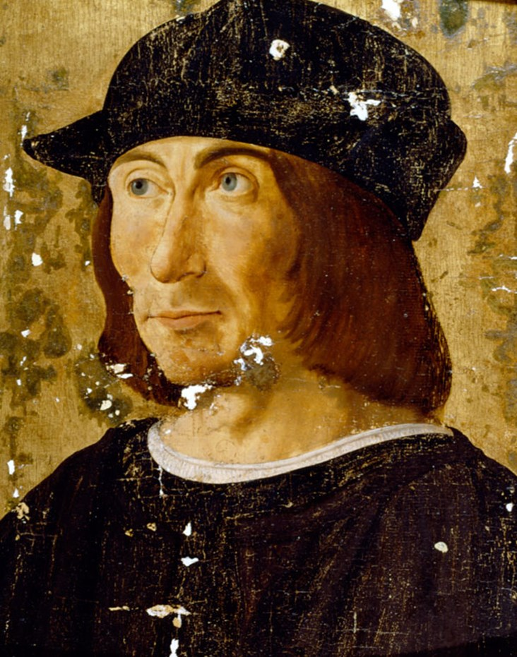 portrait of a man called the earl of exeter dulwich picture gallery