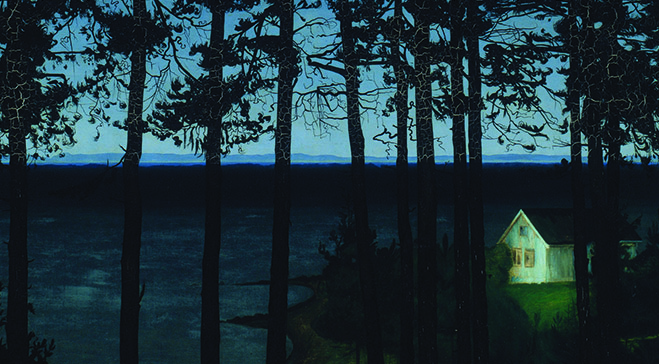 Harald Sohlberg: Painting Norway