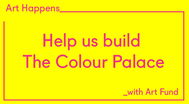 Help us build The Colour Palace: Dulwich Picture Gallery launches crowdfunding campaign