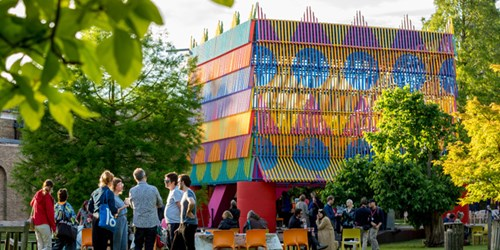 Dulwich Pavilion 2019: The Colour Palace