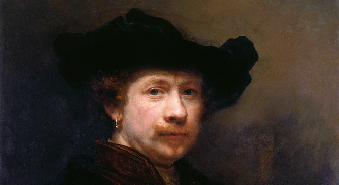 Study Morning: Every Frame a Rembrandt