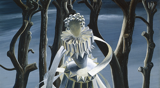 Picture Description Talk: British Surrealism