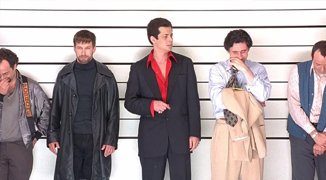 The Usual Suspects (Postponed)