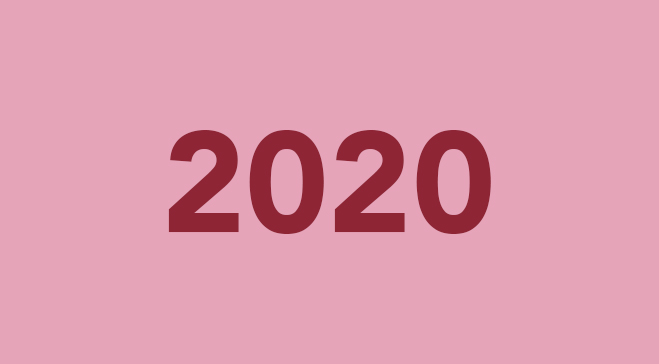 2020 at a glance: bold ideas and altered perspectives
