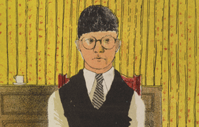 2014: Hockney, Printmaker