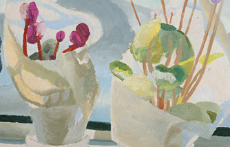 Winifred Nicholson's experimentation years revealed