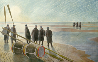 Dulwich Picture Gallery presents major show on Eric Ravilious