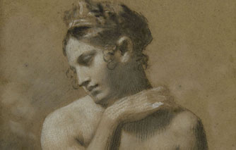 First UK display of drawings by Napoleon's draughtsman: Pierre-Paul Prud'hon