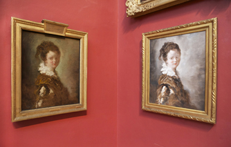 Fragonard's 'Young Woman' revealed as replica in 'Made in China' project
