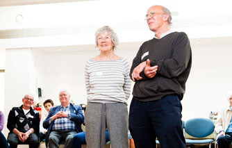 People living with dementia take the lead in composing opera inspired by Gallery