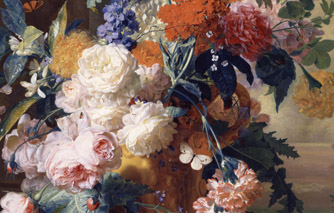 2014: An Impossible Bouquet: Four Masterpieces by Jan van Huysum