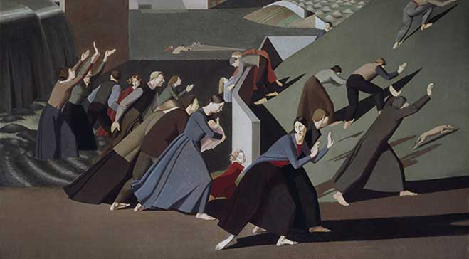 Dulwich reveals Slade School visionary, Winifred Knights in first major retrospective