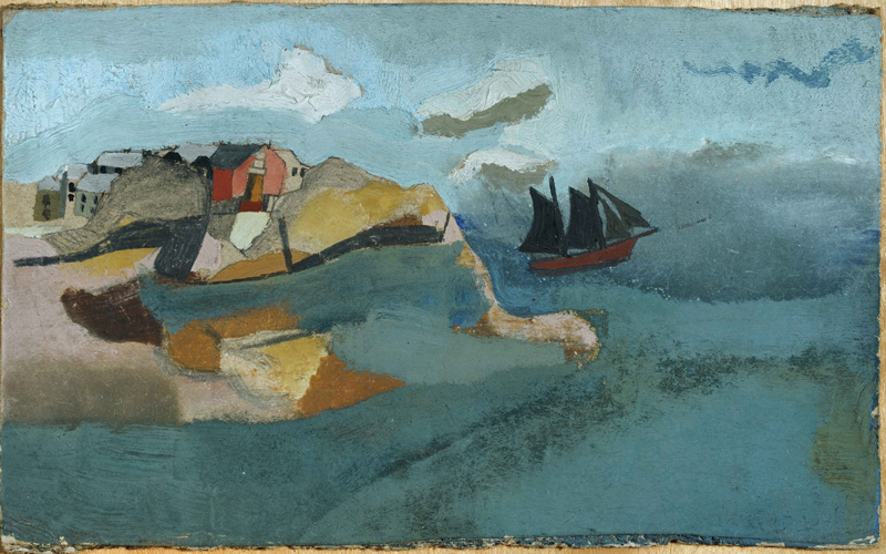 Works by Ben and Winifred Nicholson displayed publicly for first time