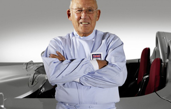 Sir Stirling Moss to launch Gallery Artmobile radical Reach Out Programme