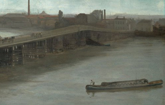 Dulwich Picture Gallery presents first major exhibition dedicated to Whistler's time in London