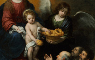 Dulwich Picture Gallery enfilade undergoes dramatic transformation for exhibition focusing on works by Murillo