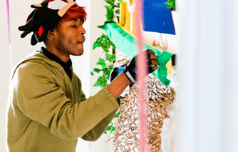 Dulwich Picture Gallery brings creative respite to young carers