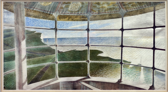 Ravilious and Escher part of a bumper 2015 at Dulwich Picture Gallery