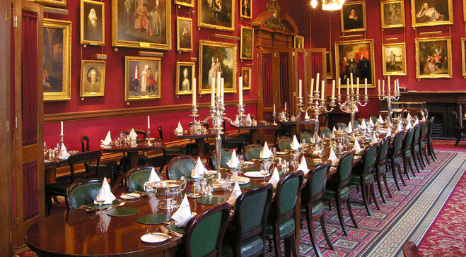 The Garrick Club Dulwich Picture Gallery