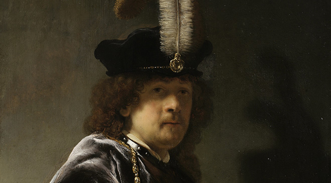 Rediscovered Rembrandt masterpiece displayed in London for the first time