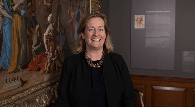 Professor Evelyn Welch, MBE, appointed new Chair of Trustees of Dulwich Picture Gallery