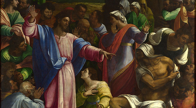 InTown Lecture: Clash of the Titans - Michaelangelo, Sebastiano del Piombo and their Rivals