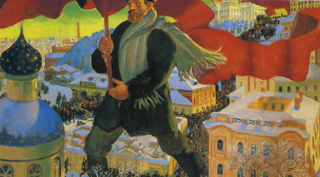 InTown Lecture: Revolutionary Russian Art 1917-1932
