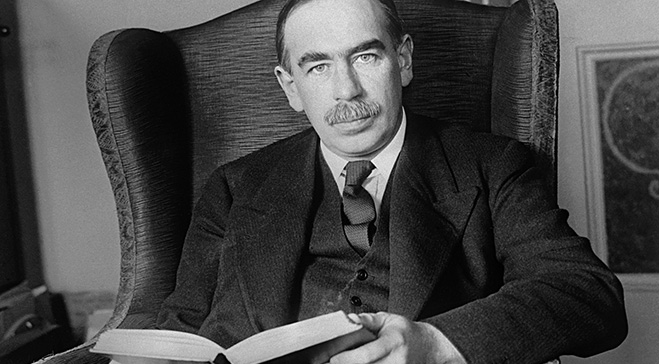 Contextual Lecture: Keynes: A Revolution in Economic Thinking