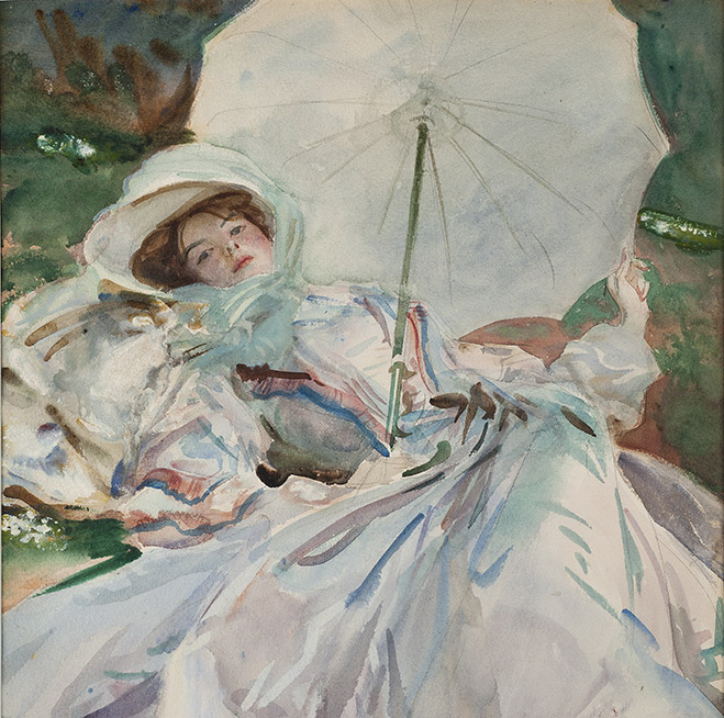 dulwich to host major exhibition of watercolours by john singer sargent dulwich picture gallery