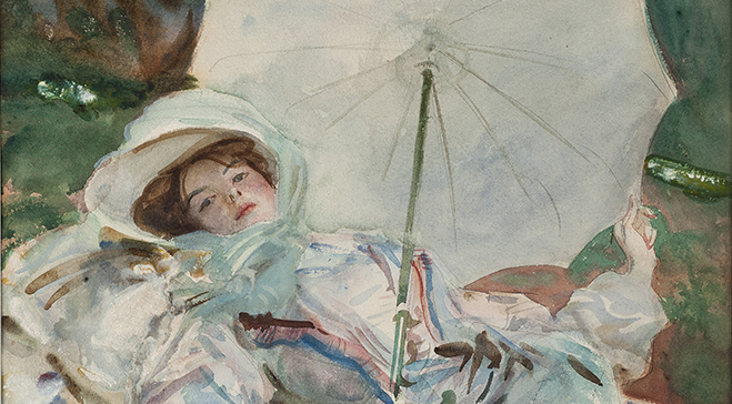 Dulwich to host major exhibition of watercolours by John Singer Sargent