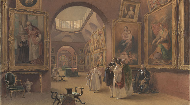 Dulwich Picture Gallery celebrates 200 years of visitors