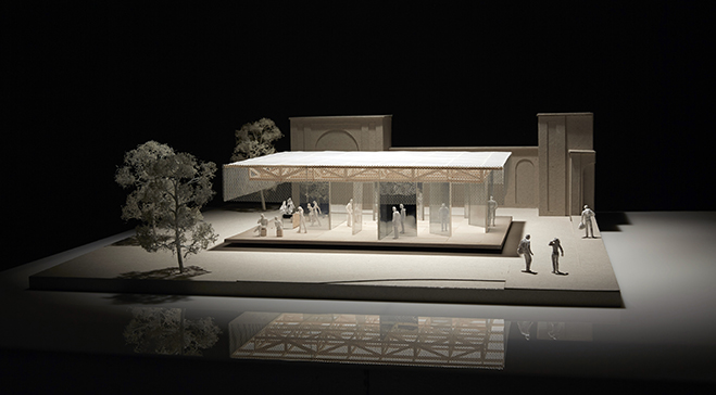 If Do Win First Dulwich Pavilion Design Competition Dulwich
