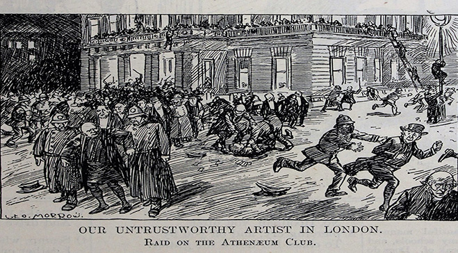 Contextual Lecture: Punch and the Athenæum: Satire and High Places in London's Famous Club