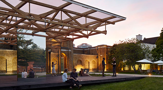 Summer of Free Friday Lates announced in Dulwich Pavilion