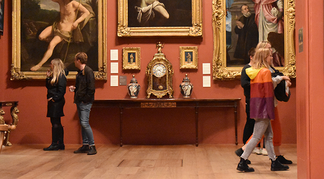 Alternative Friday Lates at Dulwich Picture Gallery this Autumn