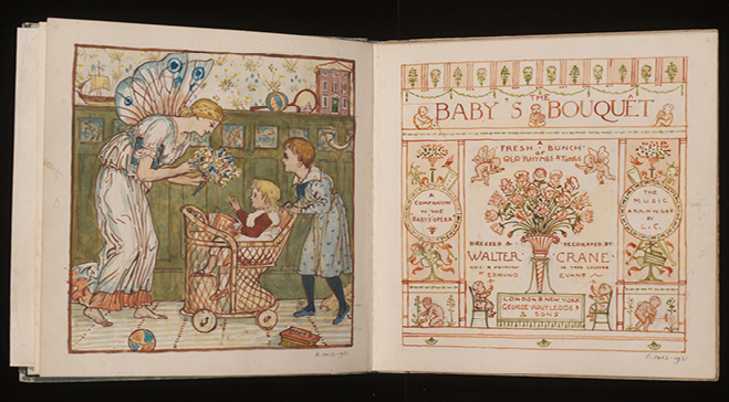 InSight Lecture: The Golden Age of Children's Book Illustration