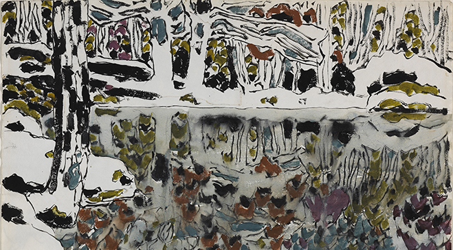 David Milne: Modern Painting Curators' Lecture