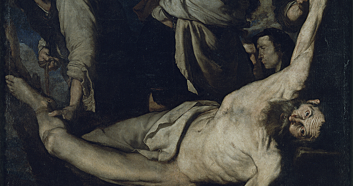 D Art Exhibition Uk : Ribera art of violence dulwich picture gallery
