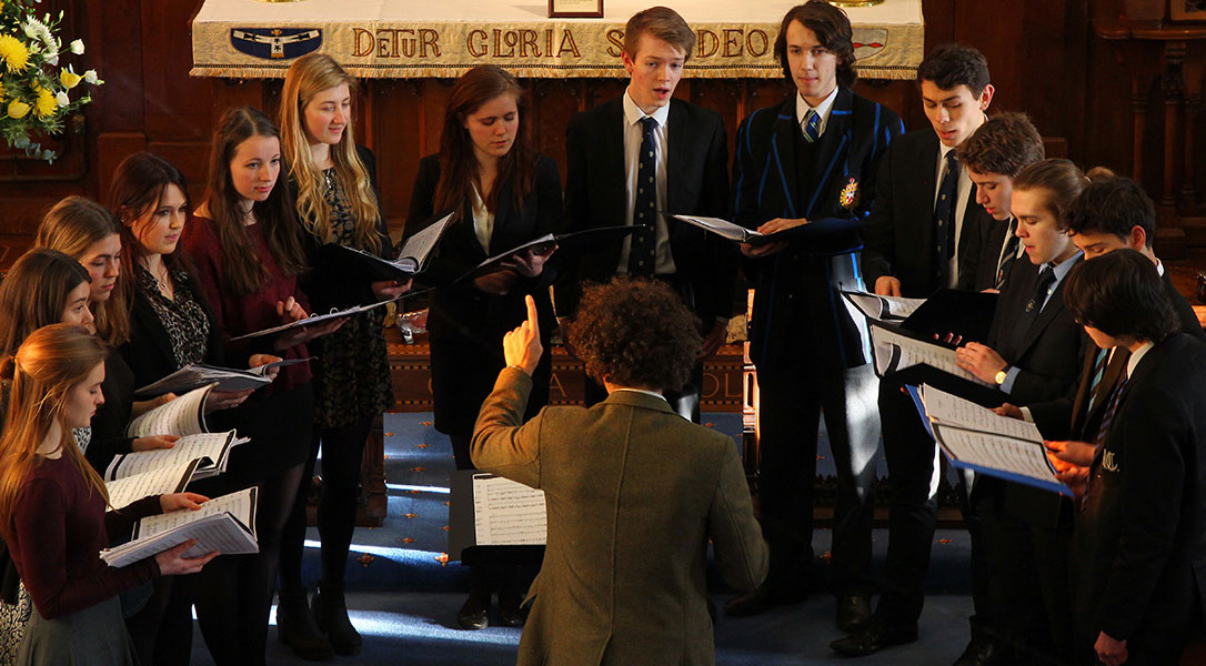Lunchtime Concert Series: From Blues to Chapel Choir
