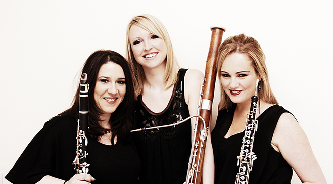 Cavatina Family Concert – The Thorne Trio