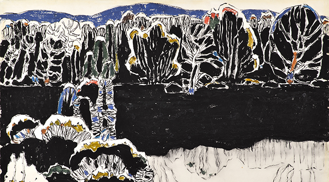 David Milne: Modern Painting opens February 2018