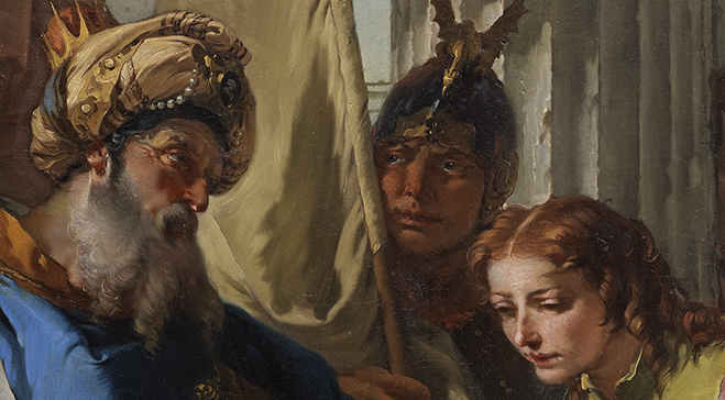 Rediscover: Tiepolo's 'Joseph Receiving Pharaoh's Ring'
