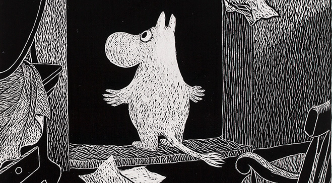 Ten things you might not know about Tove Jansson and her work