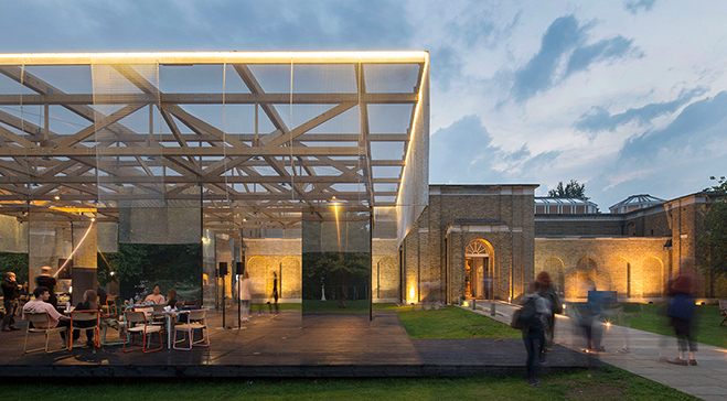 Gallery Launches Open Call To Architects For 2019 Dulwich
