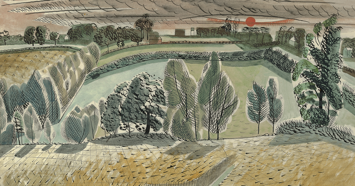 Edward Bawden: Curator's Lecture: 28 June