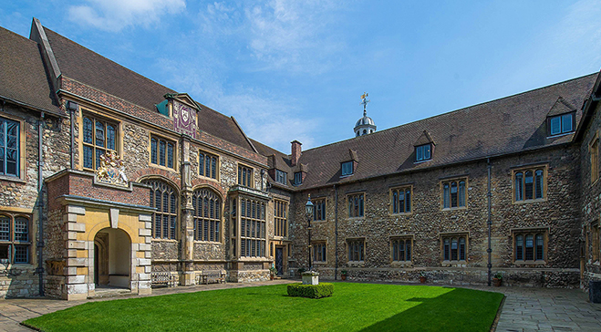 A Brother's tour of the Charterhouse