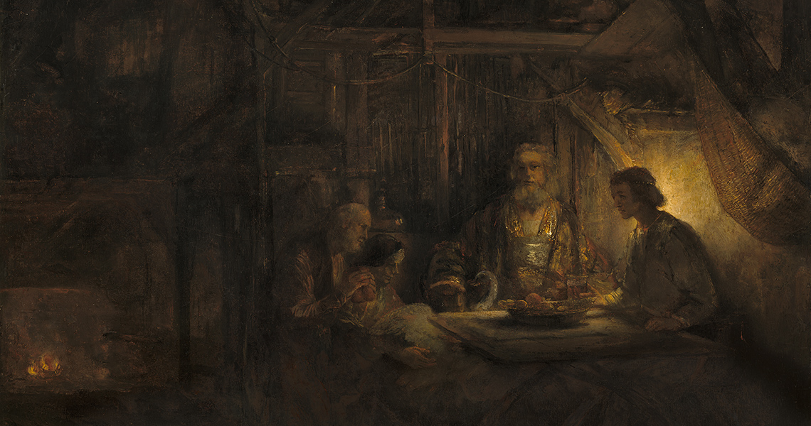 Rembrandt's Light | Dulwich Picture Gallery