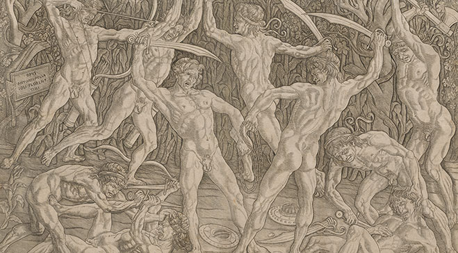 Art and Violence in Renaissance Florence