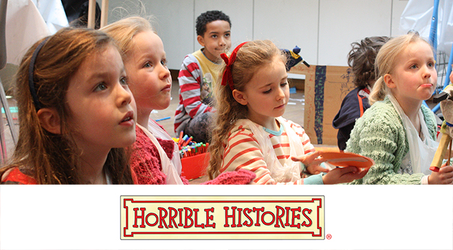 A Horrible Christmas: A Horrible Histories Workshop