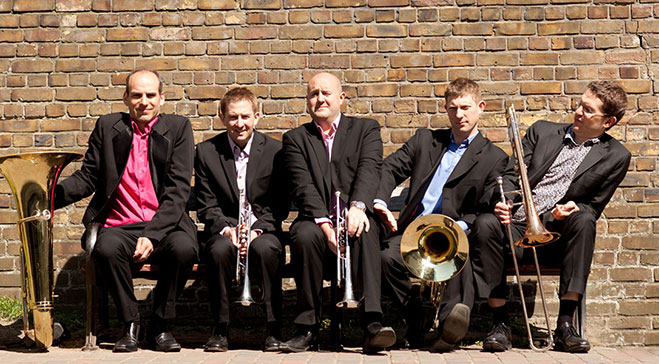 Onyx Brass: In association with Dulwich Festival